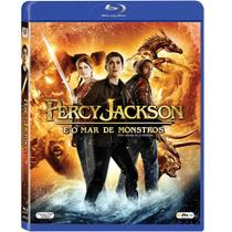 Blu-ray Percy Jackson e o Mar de Monstros - Fox