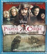 Blu-Ray Piratas do Caribe -  No Fim do Mundo - Universal