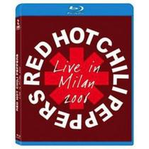 Blu-Ray Red Hot Chili Peppers - Live In Milan 2006 - Sonopress