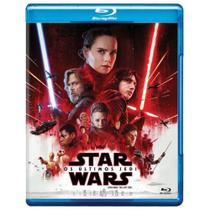 Blu-Ray Star Wars Os Últimos Jedi - Disney