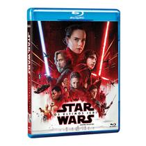 Blu-Ray - Star Wars: Os Últimos Jedi - Disney
