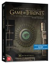 Blu-Ray Steelbox - Game Of Thrones - 1ª Temporada - Edição Limitada - Warner bros.