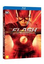Blu-Ray The Flash - 3ª Temporada - 4 Discos - Warner Home Video