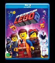 Blu Ray  Uma Aventura Lego 2 - Warner Home Video