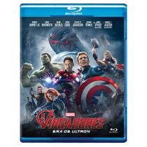Blu-ray Vingadores 2 - Era De Ultron - Disney
