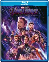 Blu-Ray Vingadores: Ultimato - The walt disney company (brasil) ltda