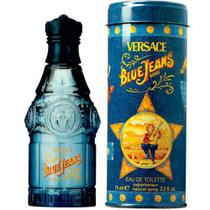 Blue Jeans Versace  Masculino Eau de Toilette 75ml -