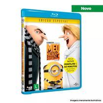 Bluray Meu Malvado Favorito 3 - Edição Especial - Novo - Universal
