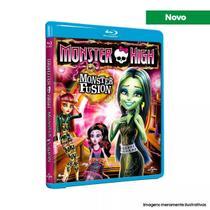 Bluray Monster High - Monster Fusion - Novo - Universal