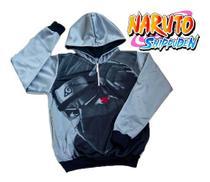 Blusa De Frio Inverno Naruto Nagato Pain Canguru Anime Mangá - Anjo Da Mamãe