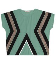Blusa  Feminina Estampada Endlees Verde - Endless