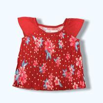 Blusa Infantil Estampada 1000053511 Malwee Kids -