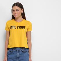 Blusa Lecimar Girl Pride Feminina -