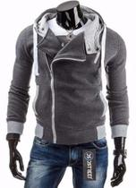 Blusa Moletom Casaco Assassins Creed Slim Fit Bl008 - Super25