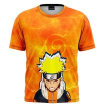 Blusa Naruto Infantil E Adulto Camiseta Anime Exclusivo - Aguia Gamer