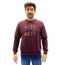 Blusa nicoboco original moletom fechada masculina - Nico Boco