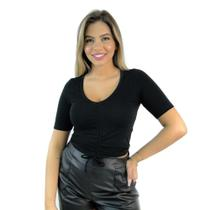 Blusa sophie feminino detalhe amarração - 300207 -