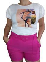 Blusas T-shirts de Luxo - N