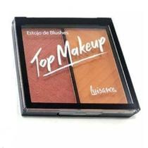 Blush Luisance  Top Makeup - Estojo de Blushes -  Cor  ref L1038 15,7g -