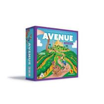 Board Game - Avenue - Paper Games -