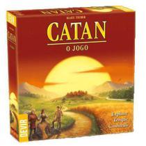 Board Game - Catan - O Jogo - Devir -