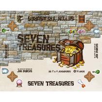 Board Game - Seven Treasures - Devir