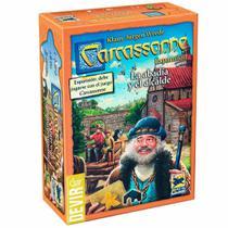 Boardgame - Carcassonne A Abadia e o Alcaide - Expansão - Devir