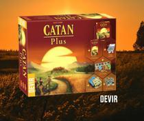Boardgame - Catan Plus - DEVIR