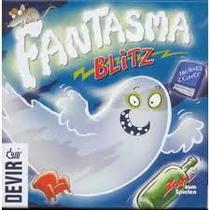 Boardgame - Fantasma Blitz - Devir