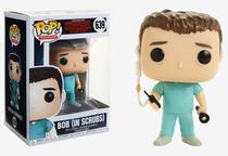 Bob In Scrubs 639 - Stranger Things - Funko Pop -