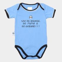 Body Bebê Grêmio Meu Coração - Rêve dor
