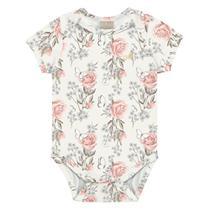 Body Bebê Milon Cotton Estampado Feminino -