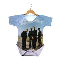 Body Bebê Pop Rock Coldplay - 429K