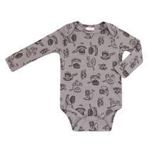 Body Bebê Up Baby Suedine Telefone -