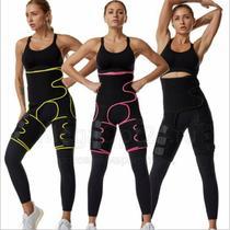 body Cinta Modeladora fitness academia esporte perna postural Elevador do quadril - Ce