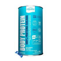 Body Protein 450g Sabor Neutro - Equaliv -