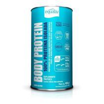 Body Protein Equaliv 450g 100% Proteína Isolada -