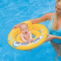 Boia Baby Bote Inflável - Meu Primeiro Bote para Bebê - INTEX -