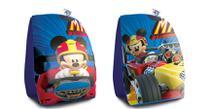 Boia De Braço Mickey Mouse 23x15cm - Etitoys