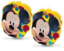 Boia de Braço para Crianças Inflável Mickey 1993 Toyster -