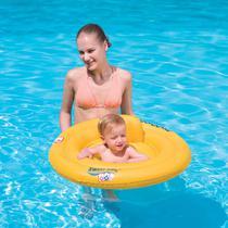 Boia Infantil Bebê com Assento Bestway -