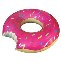 Boia Infantil Donut Rosquinha Rosa - Wellmix