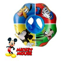 Boia Infantil Inflável Fralda Mickey - Etitoys