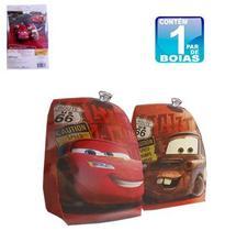 Boia Inflável De Braço Cars Disney 25X15cm - 130822 - Etilux