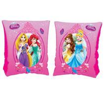 Boia Inflável de Braço Princesas Rosa Disney - Zein