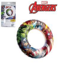 Boia Inflável de Cintura Infantil Vingadores / Avengers 56 cm Ø - Etitoys