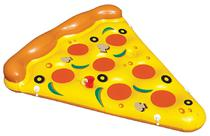 Boia Inflável Fatia de Pizza - 130 cm - Wellmix