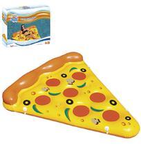 Boia Inflável Fatia de Pizza 130cm - Wellmix