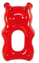 Boia Inflável Gigante Urso Vermelho - Bel Lazer