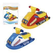 Boia Jet Ski Aquatica Inflavel Infantil Piscina Crianças - Dm toys